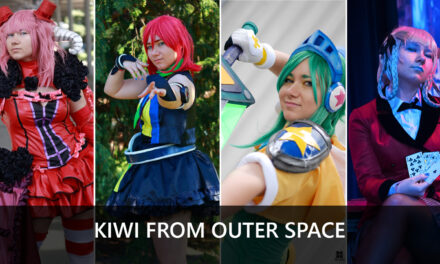 Kiwi from Outer Space