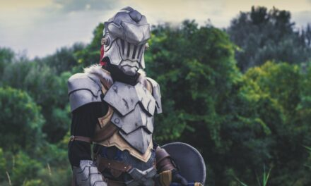 Photoshoot: Goblin Slayer (Goblin Slayer - Adamsky Crafts)