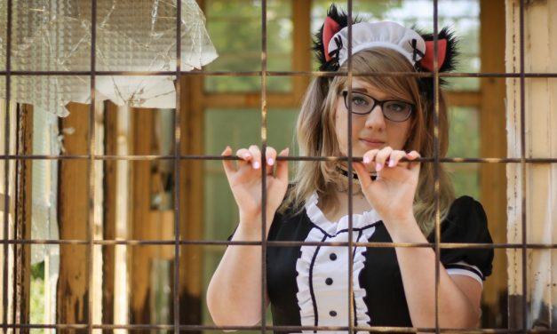 Photoshoot: Neko Maid (Original – Sweetmaniacgirl Cosplay & Art)