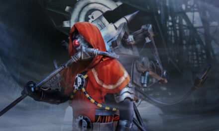 Photoshoot: Techpriest (Warhammer 40 000 - Telperion)