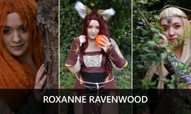 Roxanne Ravenwood