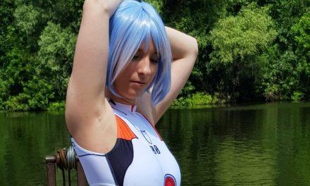 Photoshoot: Ayanami Rei (Neon Genesis Evangelion - Sanya)