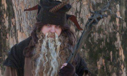 Photoshoot: Barna Radagast (Hobbit - Angelus Cosplay)