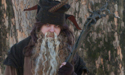 Photoshoot: Barna Radagast (Hobbit - Angelus Cosplay)