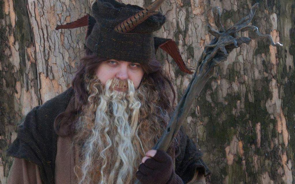 Photoshoot: Barna Radagast (Hobbit – Angelus Cosplay)
