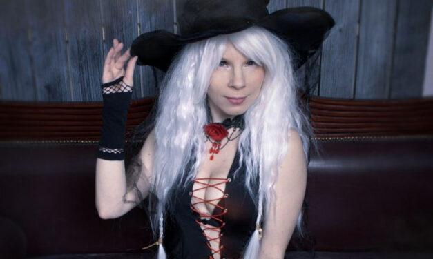 Photoshoot: Witch (Original – Yuriko Seira)