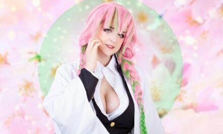 Photoshoot: Mitsuri Kanroji (Kimetsu no Yaiba - Clionie Lockhart)