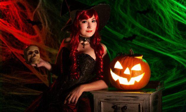 Photoshoot: Witch Girl (Original – Rikku)
