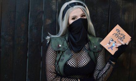 Photoshoot: Genderbend Kakashi (Naruto - Lara)