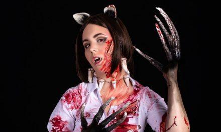 Photoshoot: Demoncat (Original - Lina-chan)