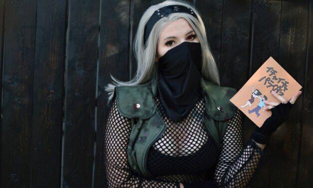 Photoshoot: Genderbend Kakashi (Naruto – Lara)