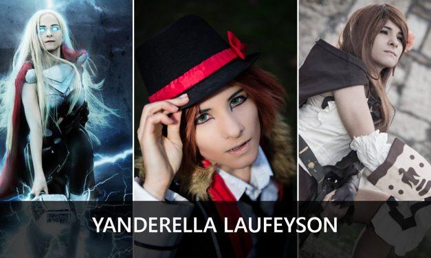 Yanderella Laufeyson