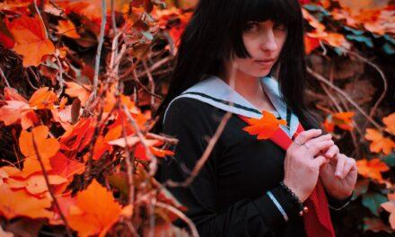 Photoshoot: Enma Ai (Jigoku Shoujo - A pokoli lány - Szmöre)