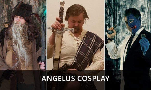 Angelus cosplay