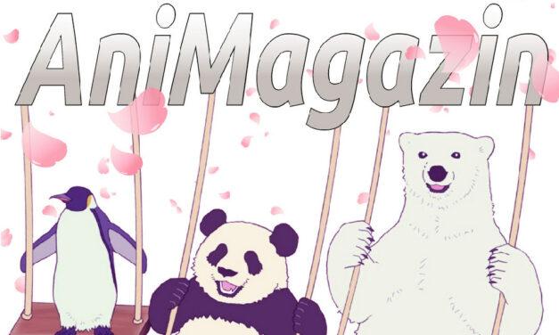 Megjelent az AniMagazin 54., szülinapi száma!