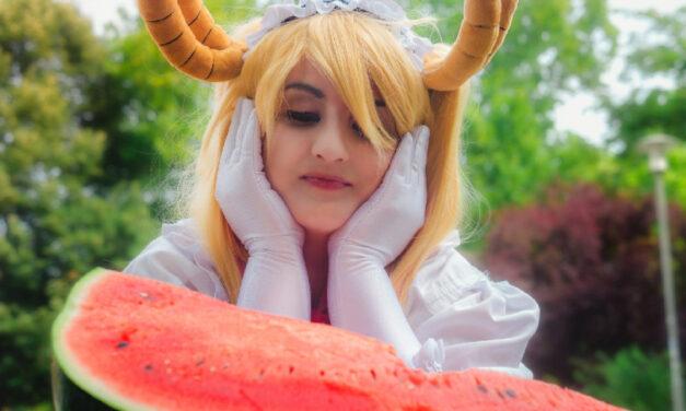 Photoshoot: Tohru (Kobayashi-san Chi no Maid Dragon – Sakako Hinata)