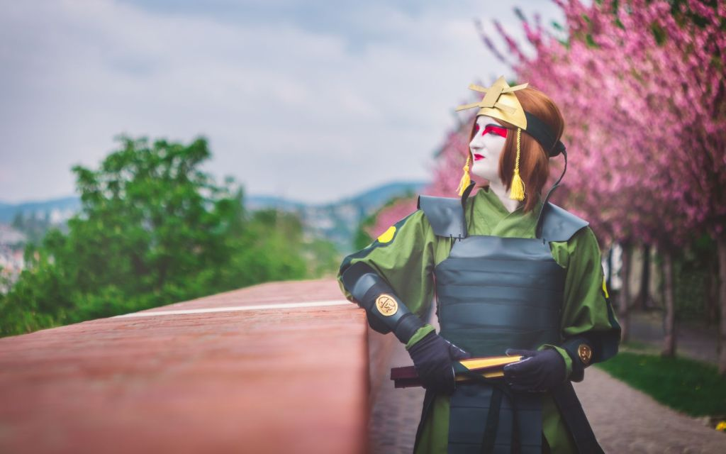 Photoshoot: Suki (Avatar: The Last Airbender – Rhysa)