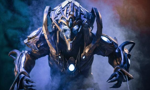 Photoshoot: Zealot (StarCraft II Legacy of Void – Dracke)