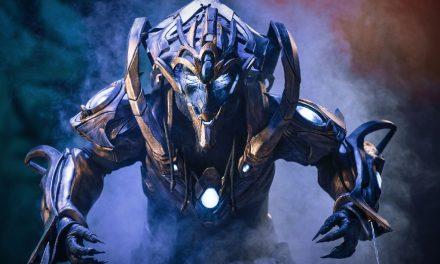 Photoshoot: Zealot (StarCraft II Legacy of Void - Dracke)