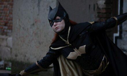 Photoshoot: Batgirl (Batman: Arkham Knight - Puffancs)