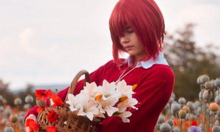 Photoshoot: Hatori Chise (Mahoutsukai no Yome - Klepth)