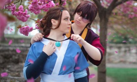 Photoshoot: Katara és Zuko (Avatar: The Last Airbender - Mantis & Yunina)