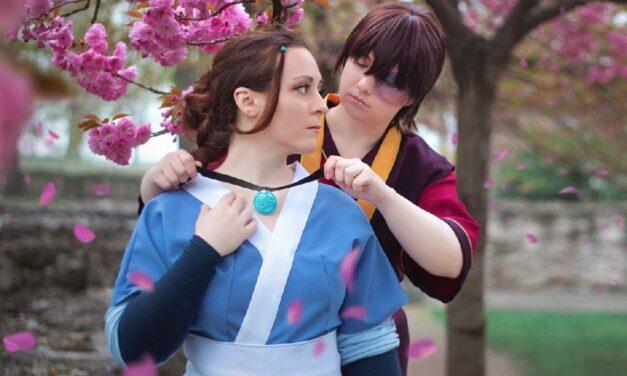 Photoshoot: Katara és Zuko (Avatar: The Last Airbender – Mantis & Yunina)