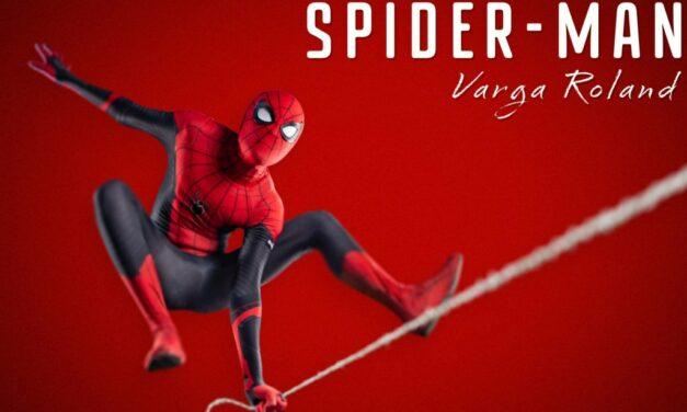 Photoshoot: Pókember (Marvel – Varga Roland)