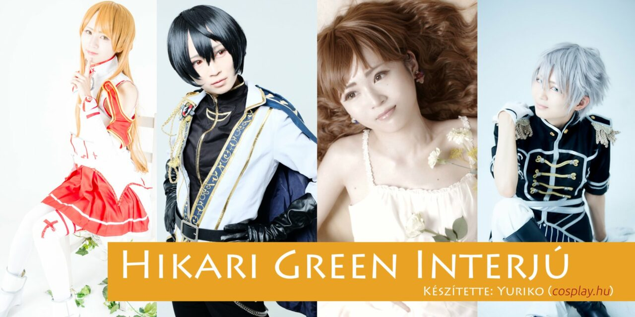 Interjú: Hikari Green