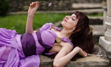 Photoshoot: Megara (Disney: Hercules – Pocketwraith)