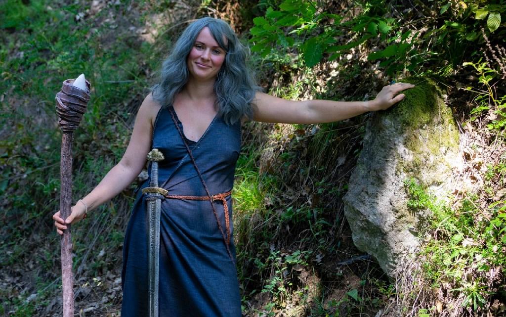 Photoshoot: Gandalf – női verzió (A Gyűrűk Ura – Happy Fun Cosplay)