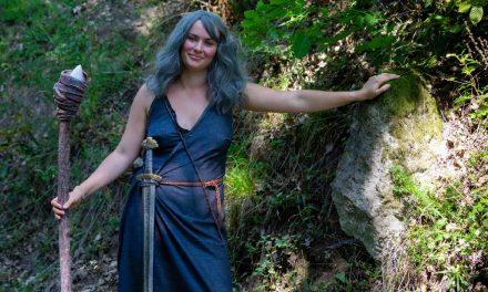 Photoshoot: Gandalf - női verzió (A Gyűrűk Ura - Happy Fun Cosplay)