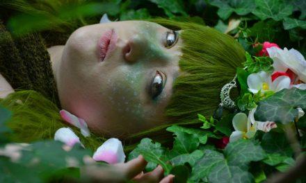 Photoshoot: Nefimea the wood elf (Original - Roxanne Ravenwood)