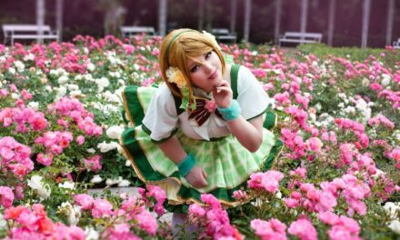 Photoshoot: Hanayo Koizumi (Love Live! School Idol Project - Aries)