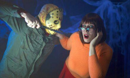 Photoshoot: Velma Dinkley, Freddy Krueger, Jason (Scooby-Doo, Horror filmek - Tenshi & Kumori)