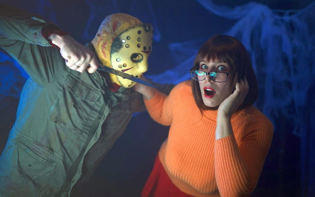 Photoshoot: Velma Dinkley, Freddy Krueger, Jason (Scooby-Doo, Horror filmek – Tenshi & Kumori)