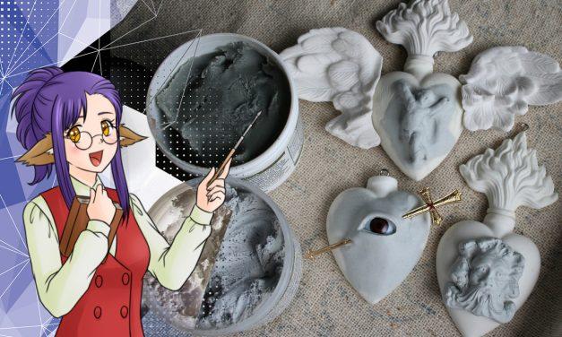 Mini Craftos naplók #02 Anyagbemutató Apoxie Sculpt, avagy a bennünk élő szobrász mannája