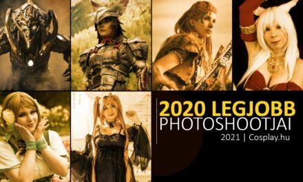 2020 Legjobb Photoshootjai