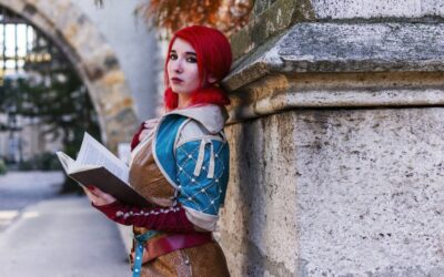 Photoshoot: Triss Merigold (The Witcher 3 – Suisen)