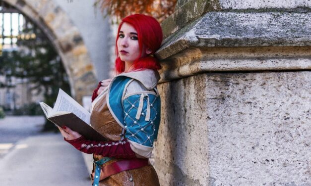 Photoshoot: Triss Merigold (The Witcher 3 – Suisen)