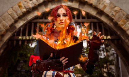 Photoshoot: Triss Merigold (The Witcher - Pocketwraith)