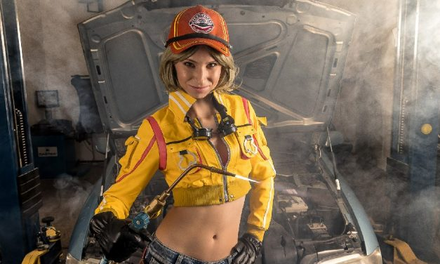 Photoshoot: Cindy Aurum (Final Fantasy XV – Heniko)