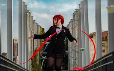 Photoshoot: Kasumi Yoshizawa (Persona 5 Royal – Roromiya Ruka)