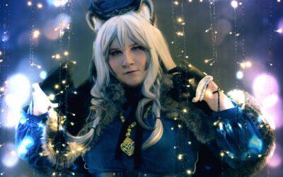 Photoshoot: Pramanix (Arknights – Yunie)