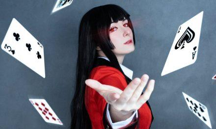Photoshoot: Yumeko Jabami (Kakegurui - 3velynn)