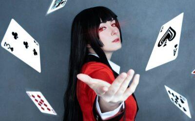 Photoshoot: Yumeko Jabami (Kakegurui – 3velynn)