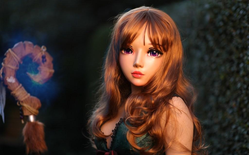 Photoshoot: Elanor (Original – Mira Edafedd, Mira's Dolls Kigurumi)