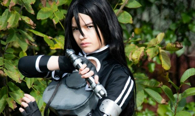 Photoshoot: Kirito (Sword Art Online/GGO – Klepth)