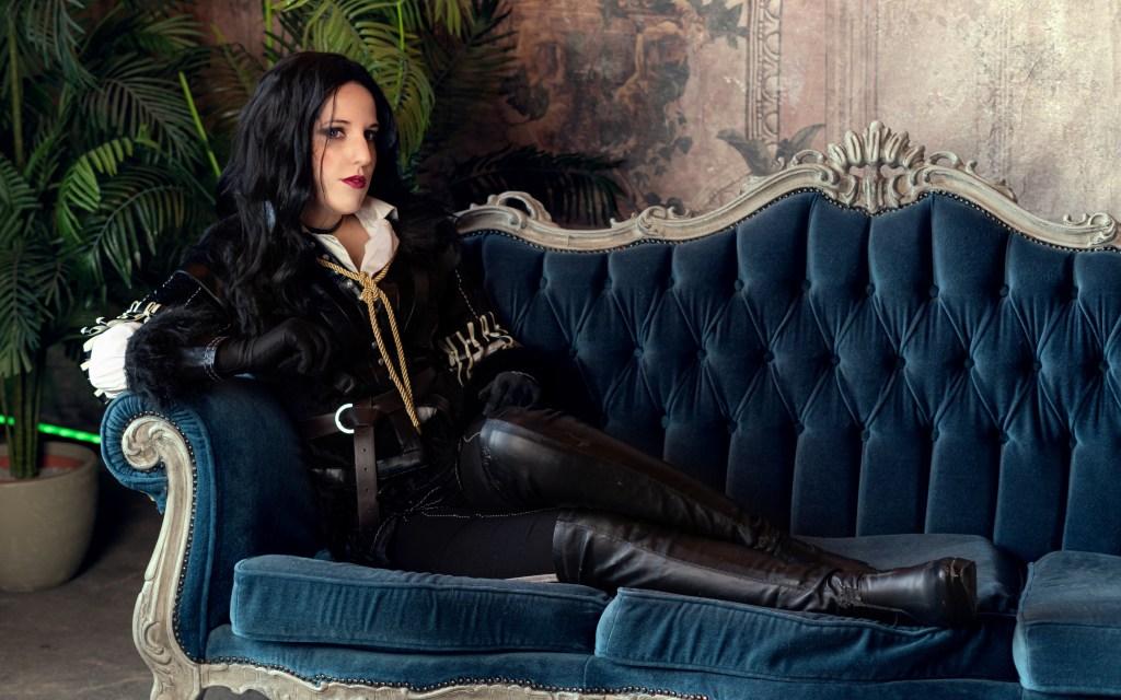 Photoshoot: Yennefer of Vengenberg (The Witcher 3 – Ljudmila Cosplay)