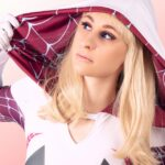 Photoshoot: Gwen Stacy – Spidergirl (Marvel – Felureve)